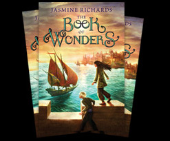 the book of wonders covers